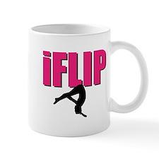 I Flip Tumbling gymnast Mug