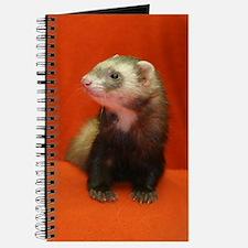 Cute Ferret Journal