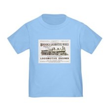 Brooks Locomotive Works T