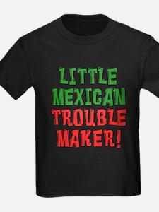 Little Mexican Trouble Maker T-Shirt