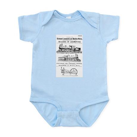Richmond Locomotive Works Infant Bodysuit