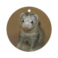 Little Nicky Round Ornament