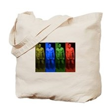 Clark in Color Tote Bag