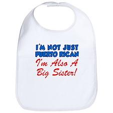 Puerto Rican Big Sister Bib