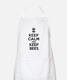 Keep Calm and Keep Bees Apron