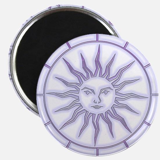 "Sun 2.25"" Magnet (100 pack)"