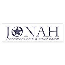Jonah Bumper Bumper Sticker