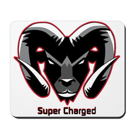 Super Charged Ram Mousepad