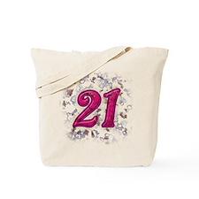 21 Tote Bag
