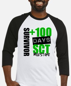 100 Days SCT Survivor Baseball Jersey