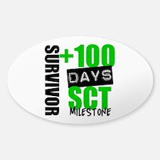 100 Days SCT Survivor Decal