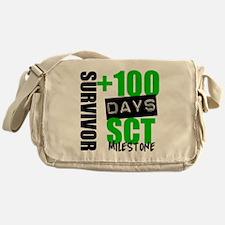 100 Days SCT Survivor Messenger Bag