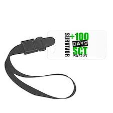 100 Days SCT Survivor Luggage Tag