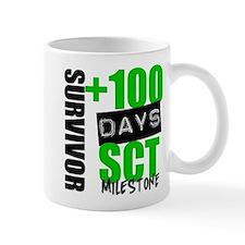 100 Days SCT Survivor Mug