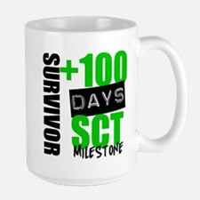 100 Days SCT Survivor Mug