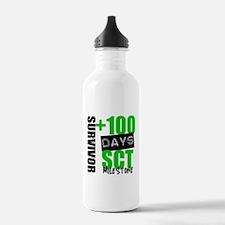 100 Days SCT Survivor Water Bottle