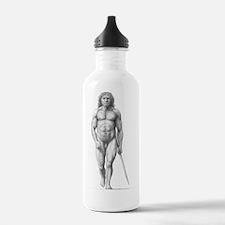 Neanderthal man - Water Bottle
