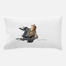 Yorkie HONZA Pillow Case