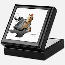Yorkie HONZA Keepsake Box