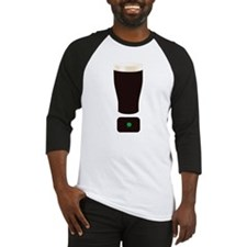 Guinness Exclamation Baseball Jersey