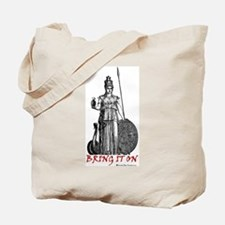 Bring It On Tote Bag