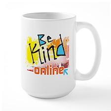 Be Kind Online Mug