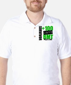 100 Days BMT Survivor T-Shirt