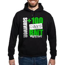 100 Days BMT Survivor Hoodie (dark)