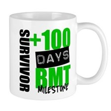 100 Days BMT Survivor Mug