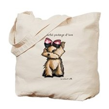 Package of love Tote Bag