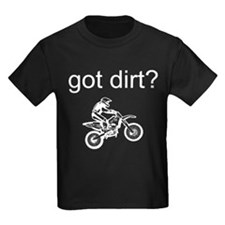 Got Dirt with Rider? T-Shirt