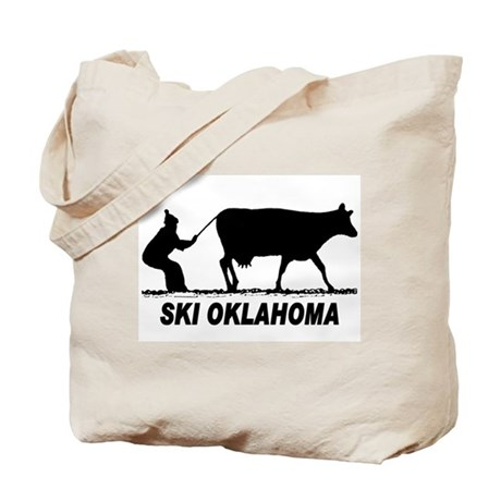 The Ski Oklahoma Shop Tote Bag