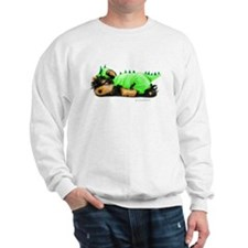 Yorkie Dragon Sweatshirt
