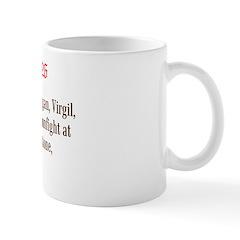 Mug: Doc Holliday joined Morgan, Virgil, and Wyatt