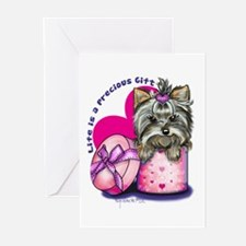 Life is a Precious Gift Greeting Cards (Pk of 10)