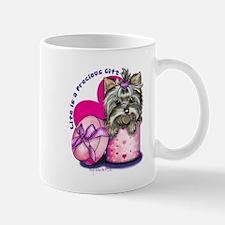 Life is a Precious Gift Mug