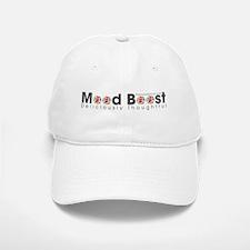 Mood Boost Logo Baseball Baseball Baseball Cap