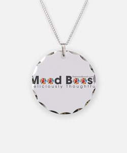 Mood Boost Logo Necklace