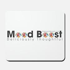 Mood Boost Logo Mousepad