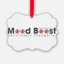 Mood Boost Logo Ornament