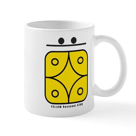 YELLOW Resonant STAR Mug