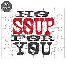 No Soup For You Puzzle