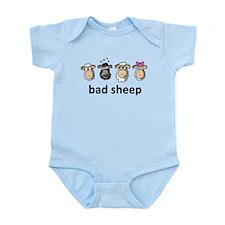 Bad sheep Infant Bodysuit