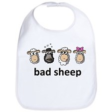 Bad sheep Bib