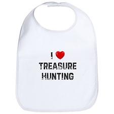 I * Treasure Hunting Bib