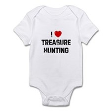 I * Treasure Hunting Infant Bodysuit