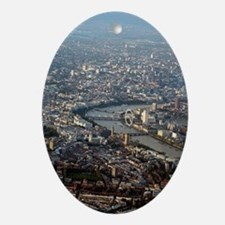 London, UK, aerial photograph - Oval Ornament