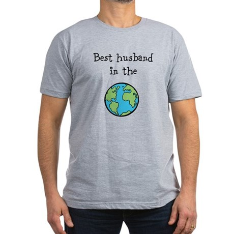 Best husband in the world T-Shirt