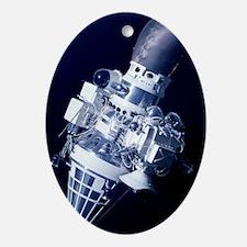 Soviet Luna 9 spacecraft - Oval Ornament