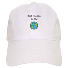 Best husband in the world Baseball Baseball Cap